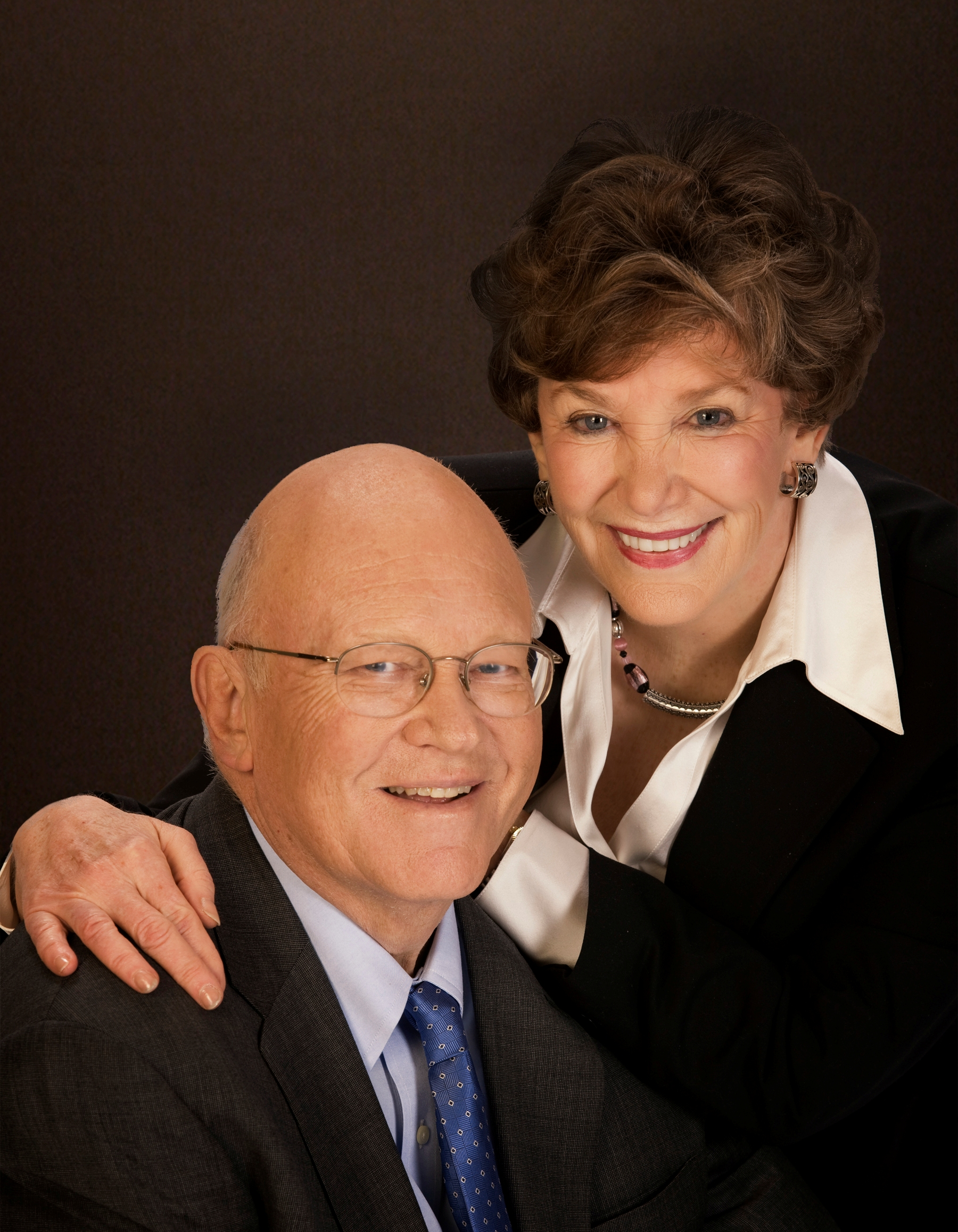 Ken and Margie Blanchard